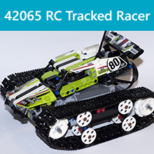 RC Tracked Racer 42065 Thumb