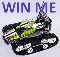 RC Tracked Racer 42065 Competition Thumb