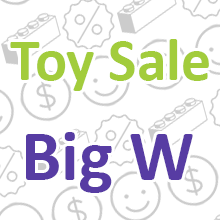 Toy Sale Retailer Big W