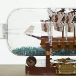 21313 Ship In a Bottle Ship 01