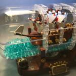 21313 Ship In a Bottle Ship 19