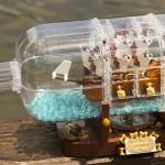 21313 Ship In a Bottle Ship 34