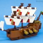 21313 Ship In a Bottle Ship 39