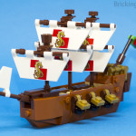 21313 Ship In a Bottle Ship 40