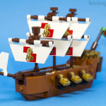 21313 Ship In a Bottle Ship 41