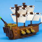 21313 Ship In a Bottle Ship 44