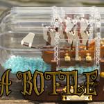 21313 Ship In a Bottle Ship Banner
