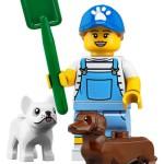 Dog Walker/Dog Park Woman