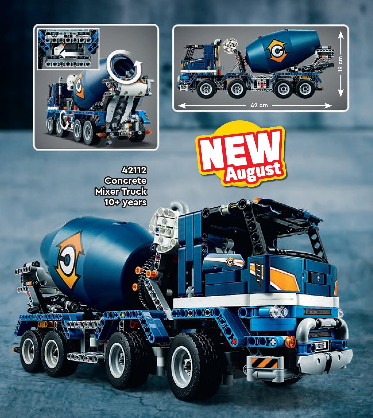 technic-concrete-mixer