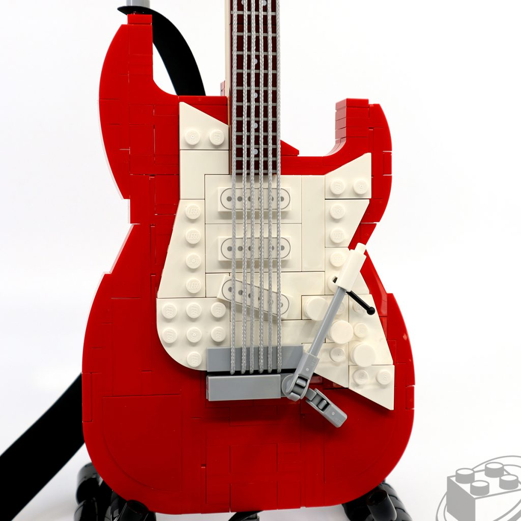 LEGO Fender in Red